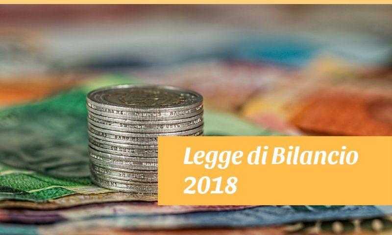 legge di bilancio 2018 prorogato l'ecobonus 65%