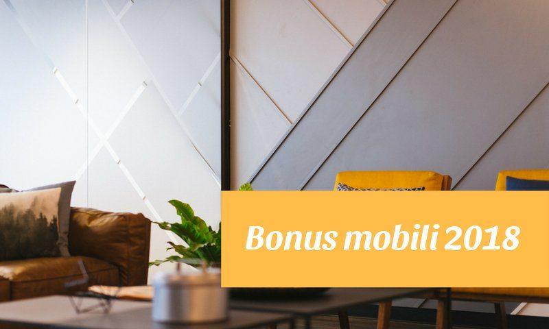 Bonus mobili come funziona certo edilizia energetica
