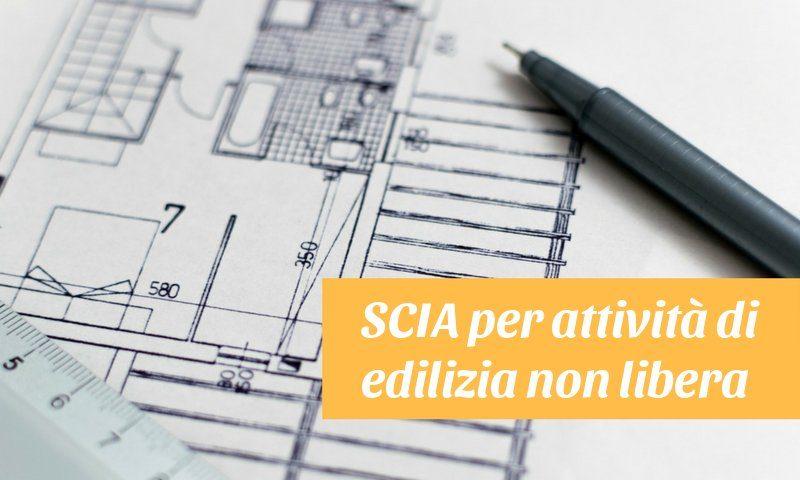 SCIA attività edilizia non libera