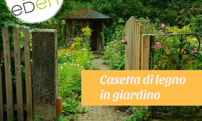 Casetta In Giardino Permessi : Casetta di legno in giardino è un intervento di edilizia libera