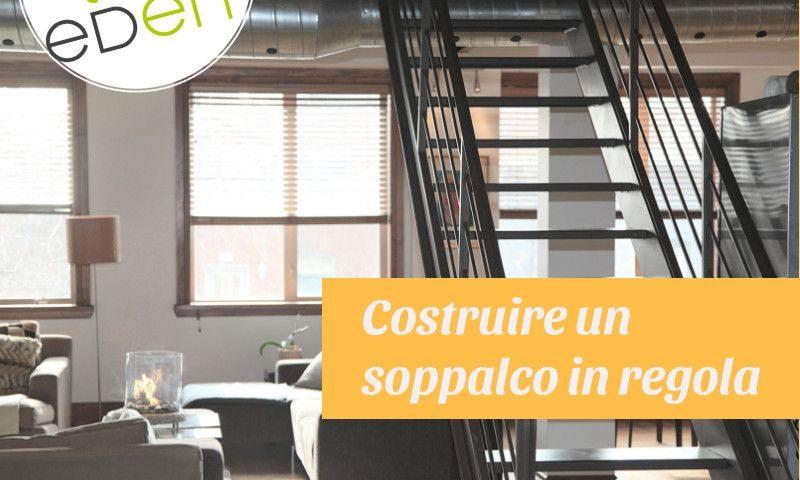 costruire un soppalco in regola a Bologna
