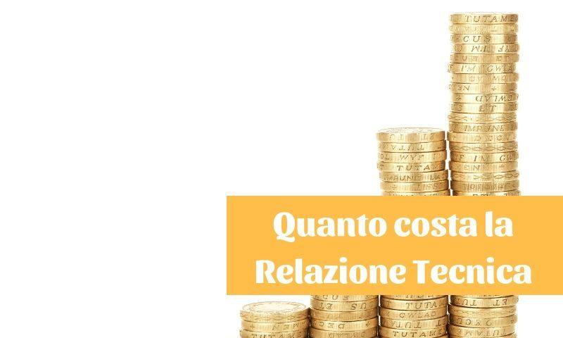costo della Relazione Tecnica Integrata