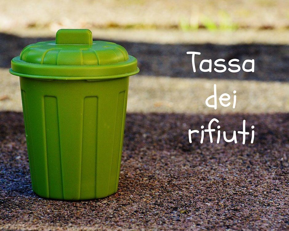 la tassa dei rifiuti
