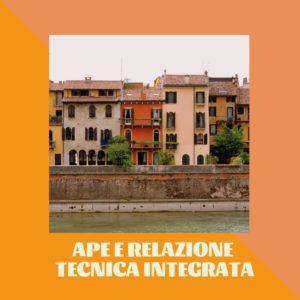 APE e Relazione Tecnica Integrata