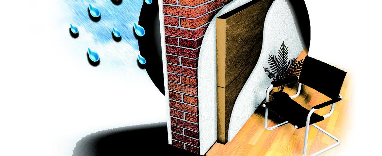 isolamento con cappotto interno o esterno