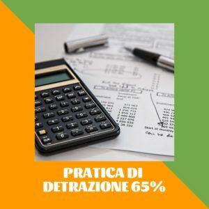 Pratica di detrazione 65%