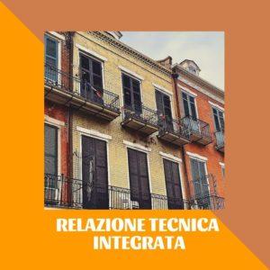 Relazione Tecnica Integrata