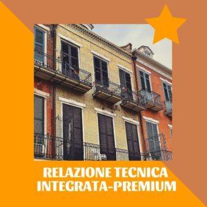Relazione Tecnica Integrata Premium