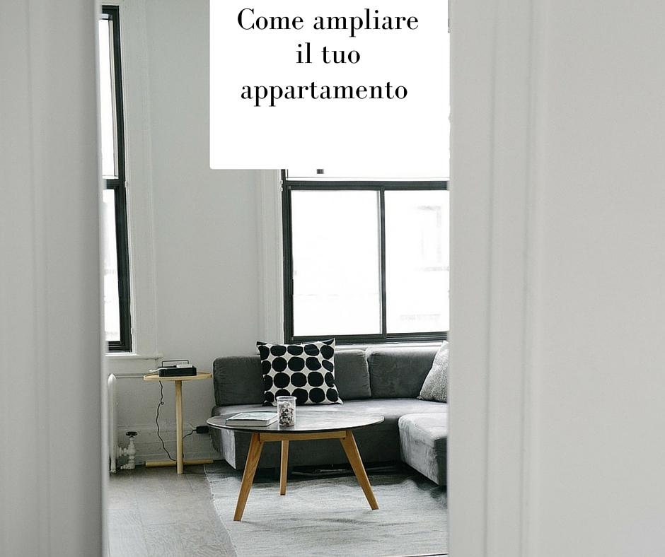 Come ampliare il tuo appartamento in un condominio