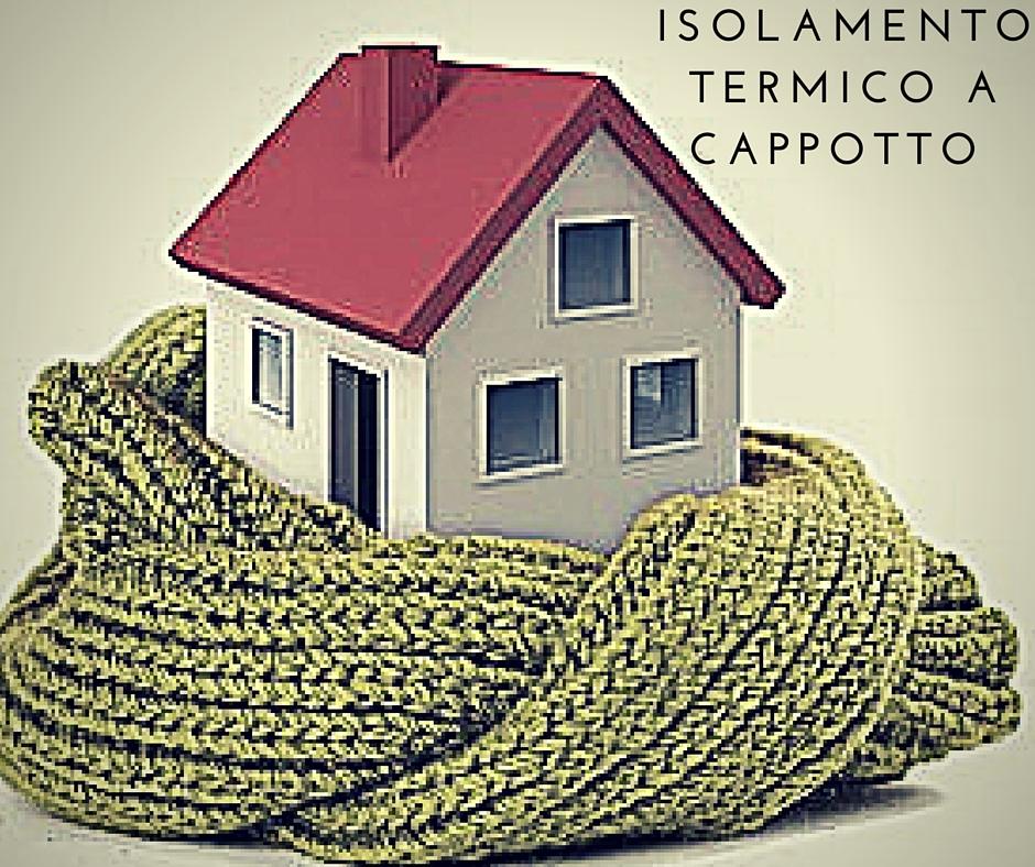 Isolante termico a cappotto vantaggi e detrazioni certo for Isolante termico bricoman