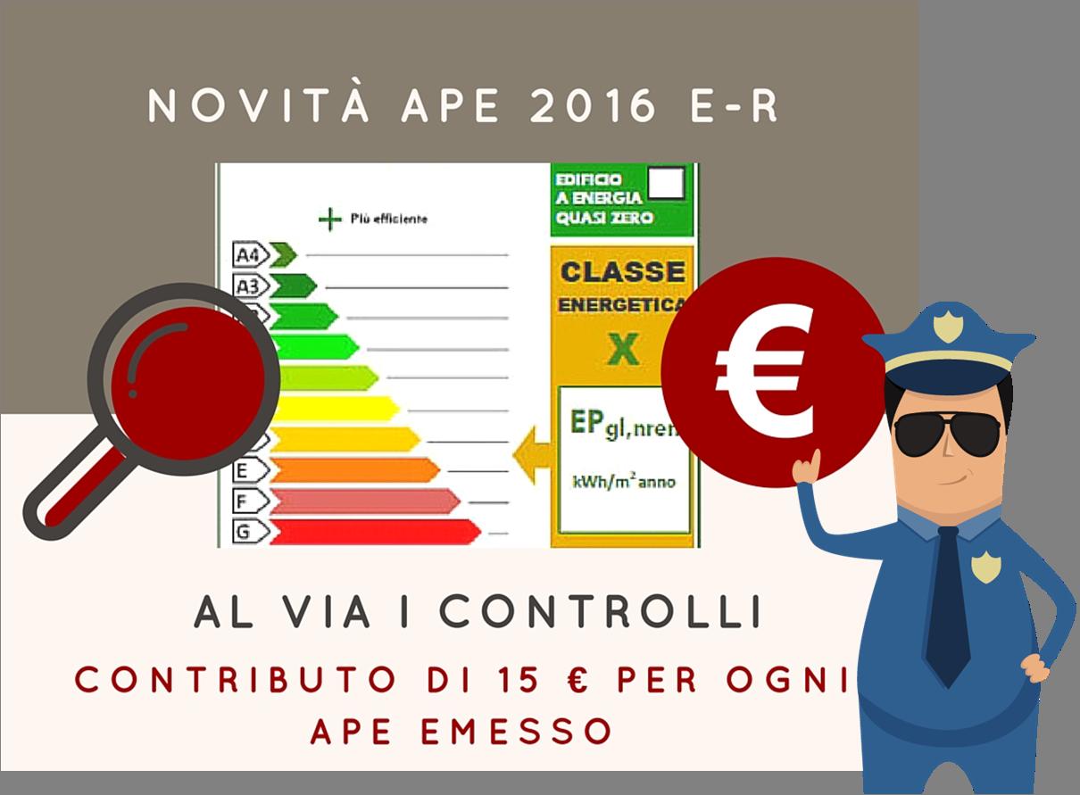 Partono controlli e sanzioni per i certificatori energetici in Emilia-Romagna